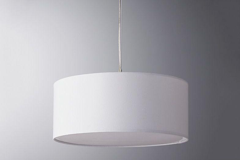 Eden White Pendant Light