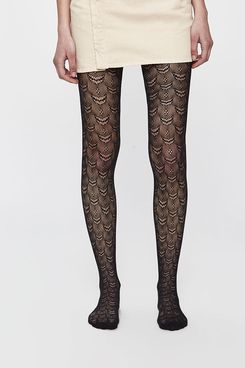 A.P.C. Cyrielle Lace Tights