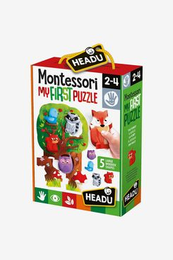 Montessori First Pieces Game The Forest