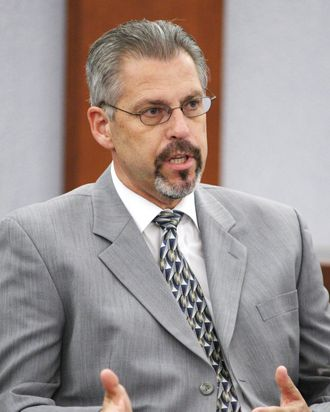 OJ Simpson Trial Continues In Las Vegas