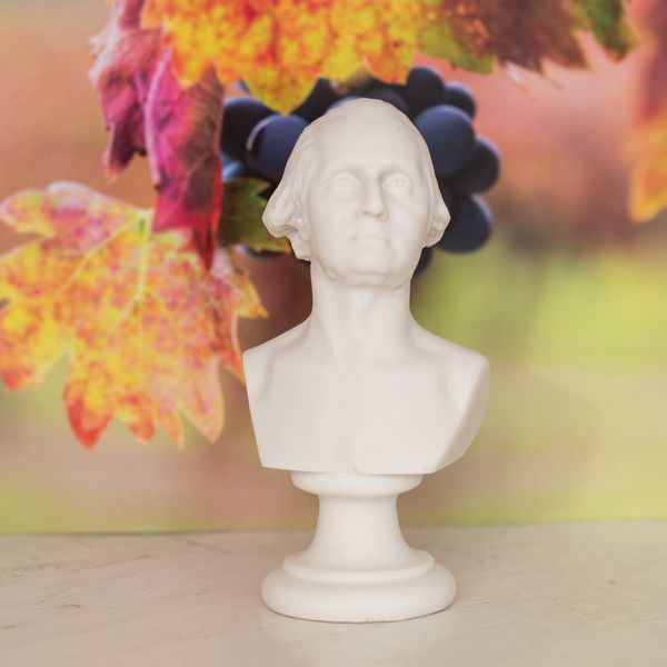 6-inch George Washington Bust