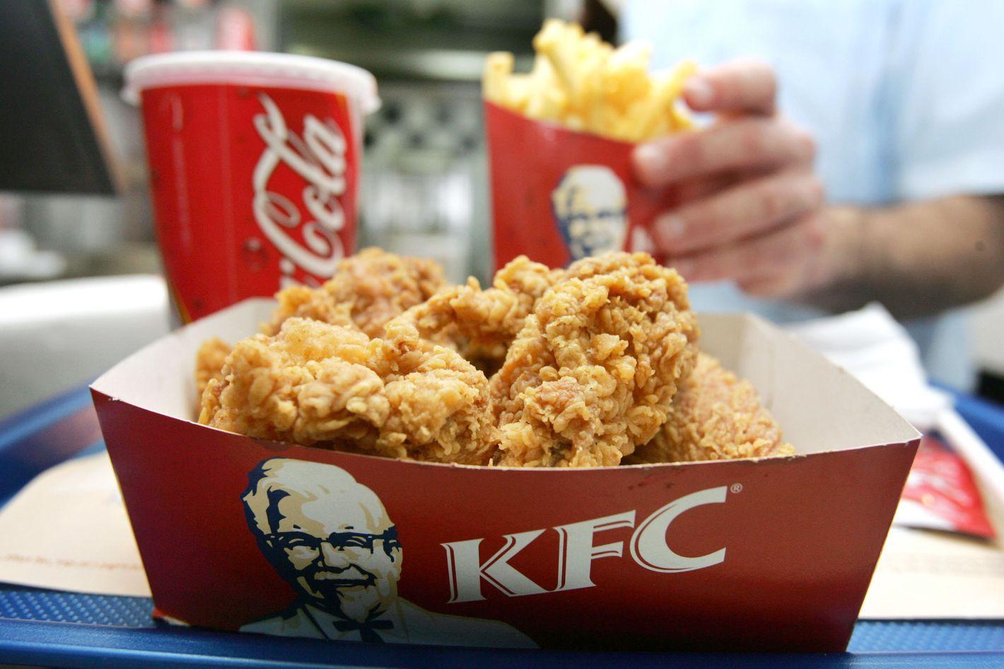 Someone Probably Just Revealed Colonel Sanders's Top-Secret KFC Recipe