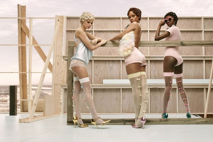 Rihanna's Fenty for Stance