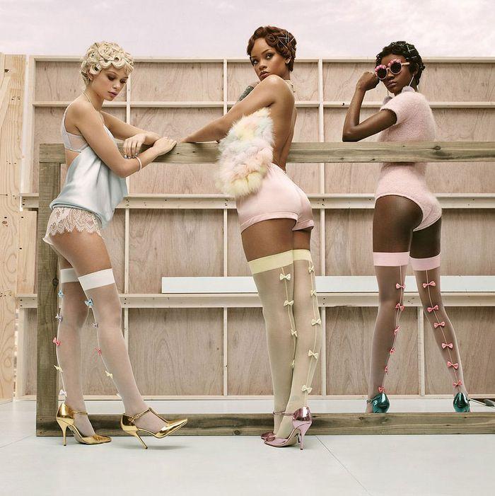 Rihanna's Fenty for Stance