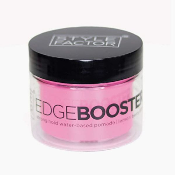 Style Factor Edge Booster Strong Hold Water-Based Pomade