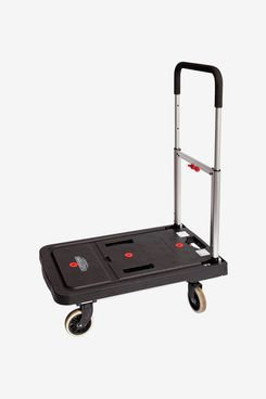 Magna Cart 300-Pound Capacity Flatform Folding Platform Cart