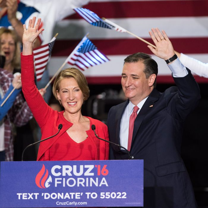 Carly is gone, and so too are the hopes of many conservative women.