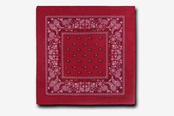 Kaiser Collection Double Sided Paisley Bandanas
