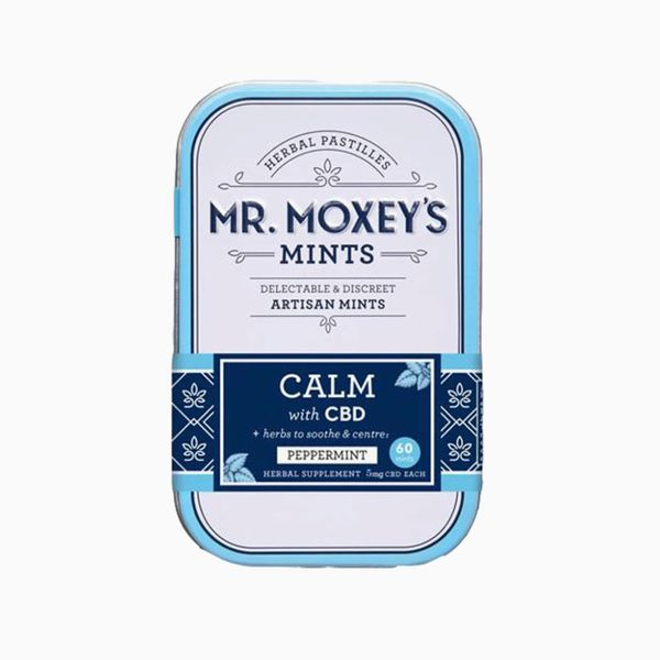 Mr. Moxey's Calm CBD Peppermints