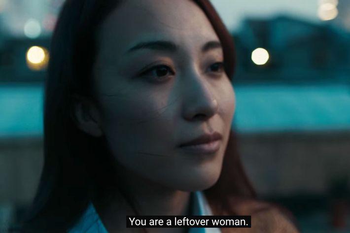 "SK-Ii's wants to challenge the ""leftover"" single woman stigma."