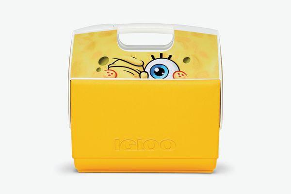 Spongebob Playmate Limited Edition Cooler