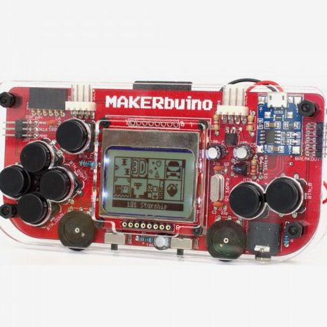 MAKERbuino DIY Game System Standard Kit
