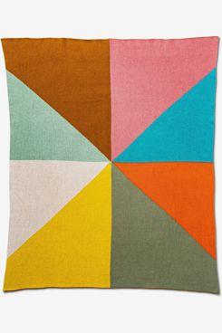 Christian Robinson x Target Parachute Reversible Throw Blanket