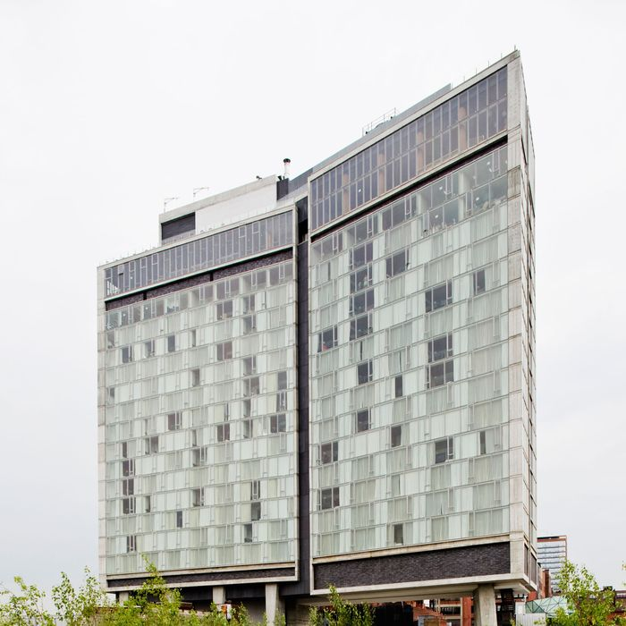 08 Jun 2009, New York City, New York State, USA --- Andre Balazs' hotel