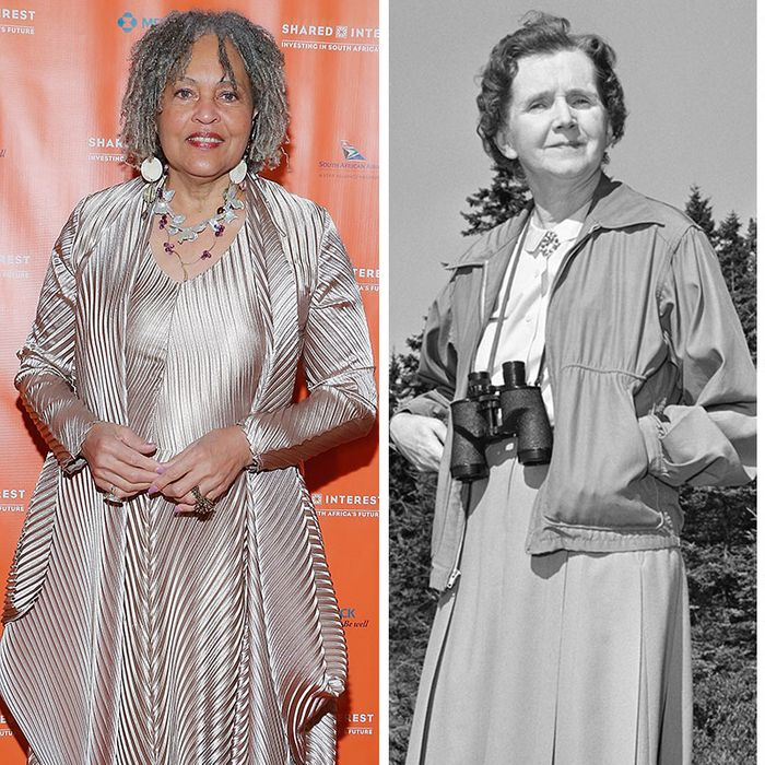 Charlayne Hunter-Gault, Rachel Carson, Susan Orlean