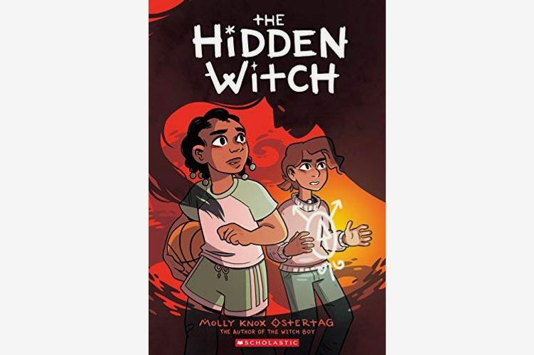 <em>The Hidden Witch</em>, by Molly Knox Ostertag