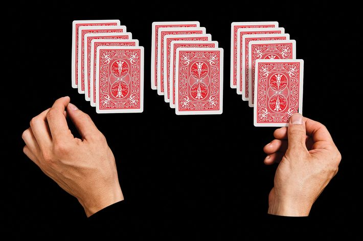 Amaze Yourself With This Step By Step Card Trick From An Off Broadway Magician