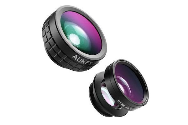 Aukey 3-in-1 Smartphone Lens Kit