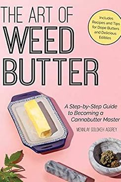 'The Art of Weed Butter,' by Mennlay Golokeh Aggrey