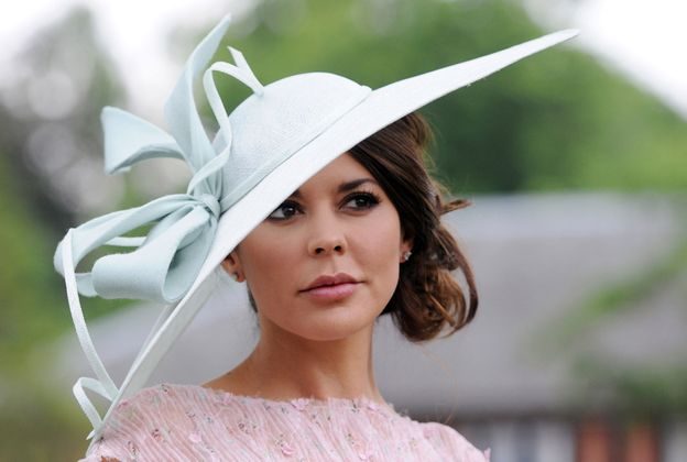 Danielle Lineker - The Best Hats at Royal Ascot - The Cut 77b1e548d1a9