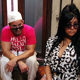 Jersey Shore Recap The Worst Day Of Snooki S Life Tv Vulture