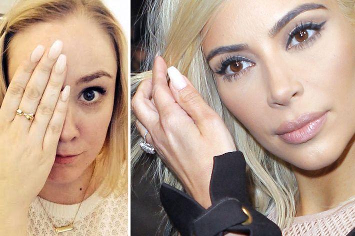 My Weekend With Kim Kardashian\'s Crazy Nails