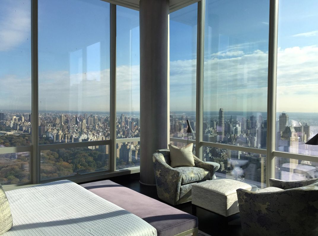 This Is What $28.5 Million Gets You at Luxury Tower One57