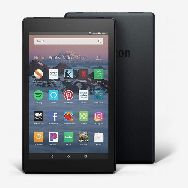 Amazon Fire HD 8 Tablet 8-Inch HD Display, 16 GB, Black