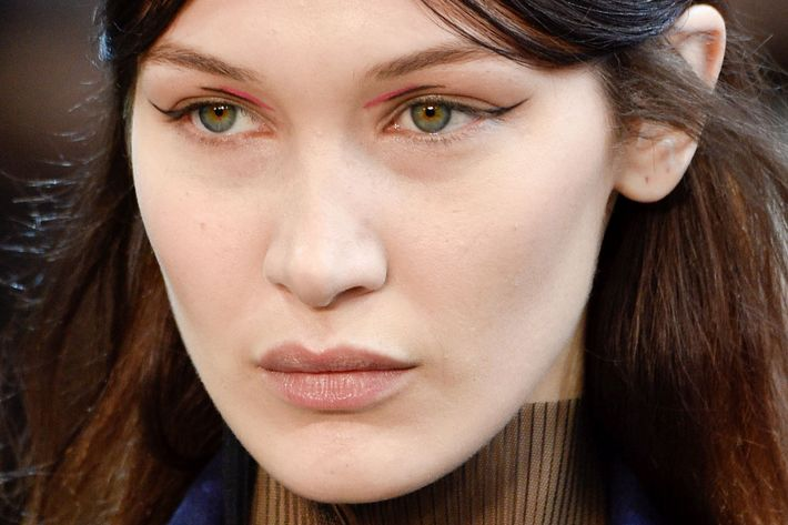Jason Wu Runway Beauty New York Fashion Week Fall 2018