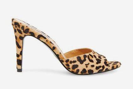 Erin Leopard Mules