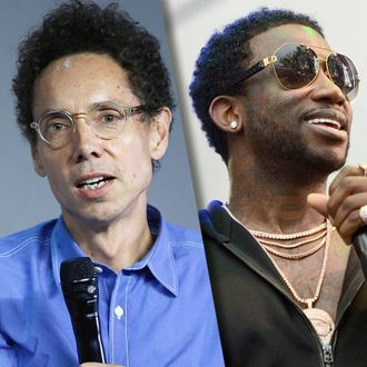 Gucci Mane and Malcolm Gladwell's Twitter Compliments Reach