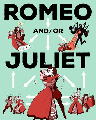 how does romeo and juliet end