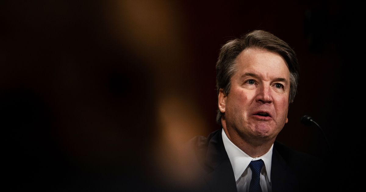 What We Learned From the New Book on Kavanaugh's Accusers