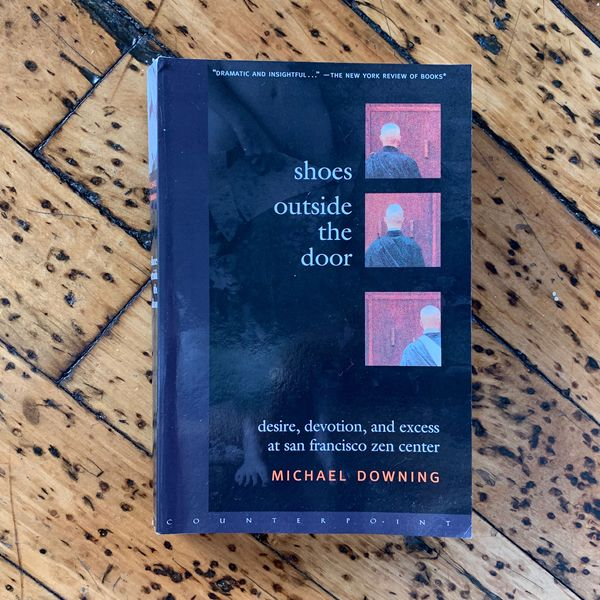 Shoes Outside the Door by Michael Downing