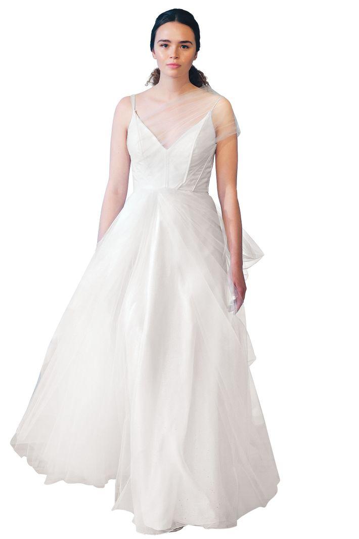 Charmant Wedding Gowns For Outdoor Weddings Fotos - Brautkleider ...