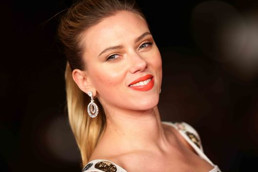 ROME, ITALY - NOVEMBER 10:  Actress Scarlett Johansson attends 'Her' Premiere during The 8th Rome Film Festival at Auditorium Parco Della Musica on November 10, 2013 in Rome, Italy.  (Photo by Vittorio Zunino Celotto/Getty Images)