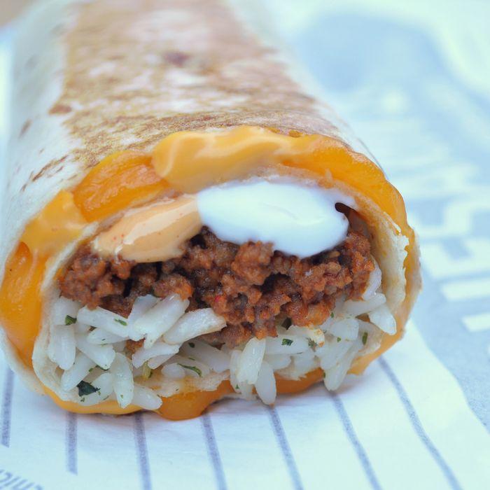 Taco Bell calls itself