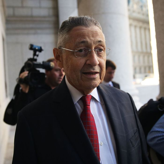 Former Assembly Speaker Sheldon Silver's Corruption Trial Begins In NYC