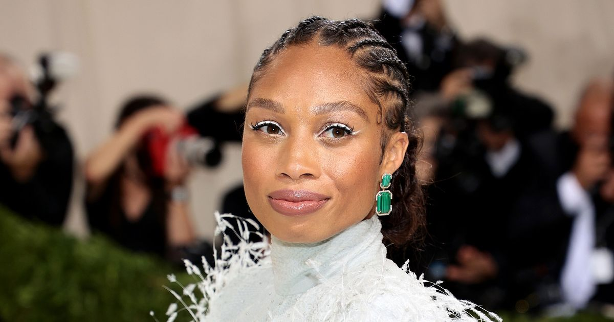 How Olympian Allyson Felix Got Glam for Her First Met Gala - The Cut