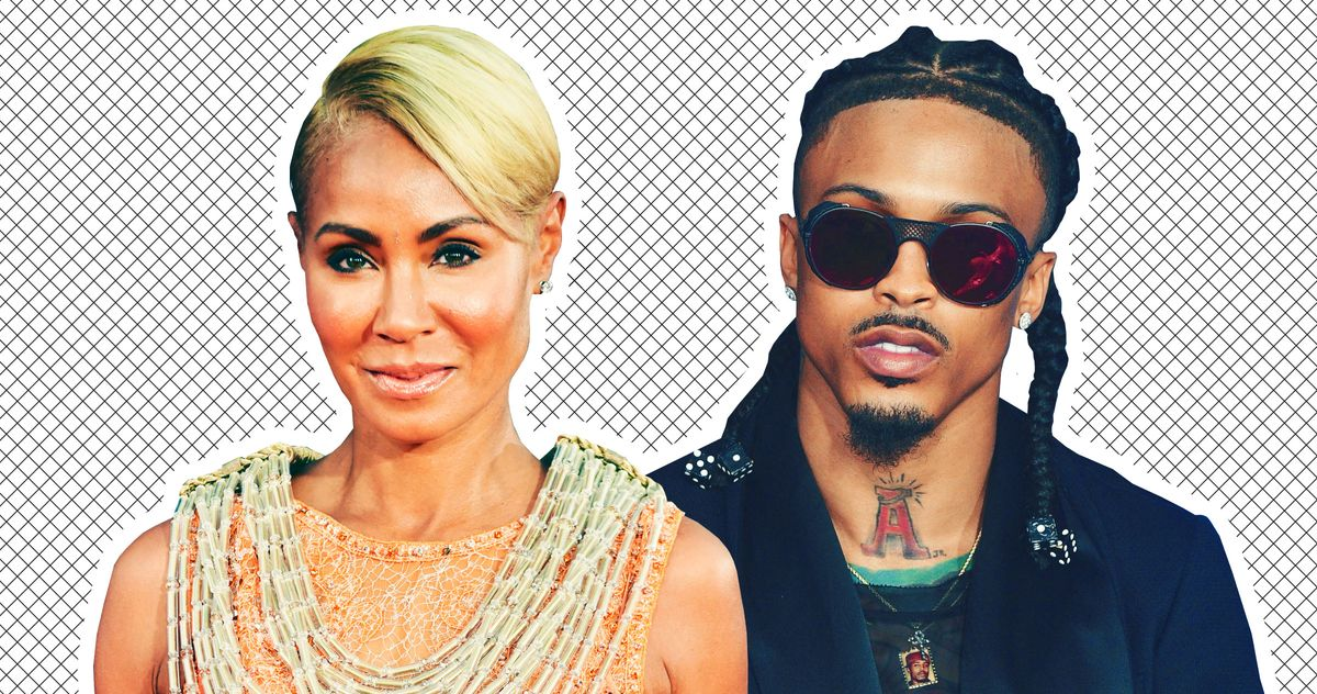 What Is Going on With Jada Pinkett Smith and August Alsina?