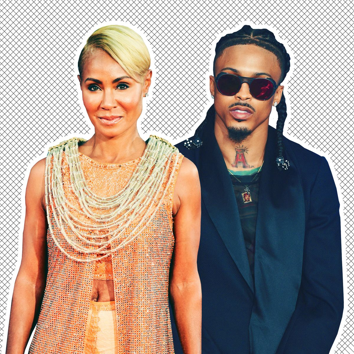 What Is Going On With Jada Pinkett Smith And August Alsina