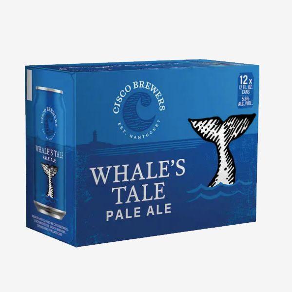 Cisco's Whale's Tail Pale Ale