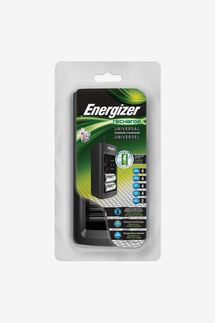 Energizer Recharge 4 Battery Universal Rechargeable Battery Charger