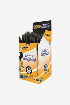 BIC Cristal Original Ballpoint Pens Medium Point (1.0 mm)