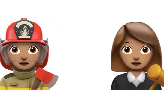 New Emoji in iOS 10 2