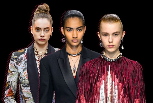 59732461d54 Even Karl Lagerfeld Knows That Times Are ToughHis subdued new Chanel  collection seemed to nod to  MeToo and right-wing politics. Plus  Sarah  Burton s unique ...