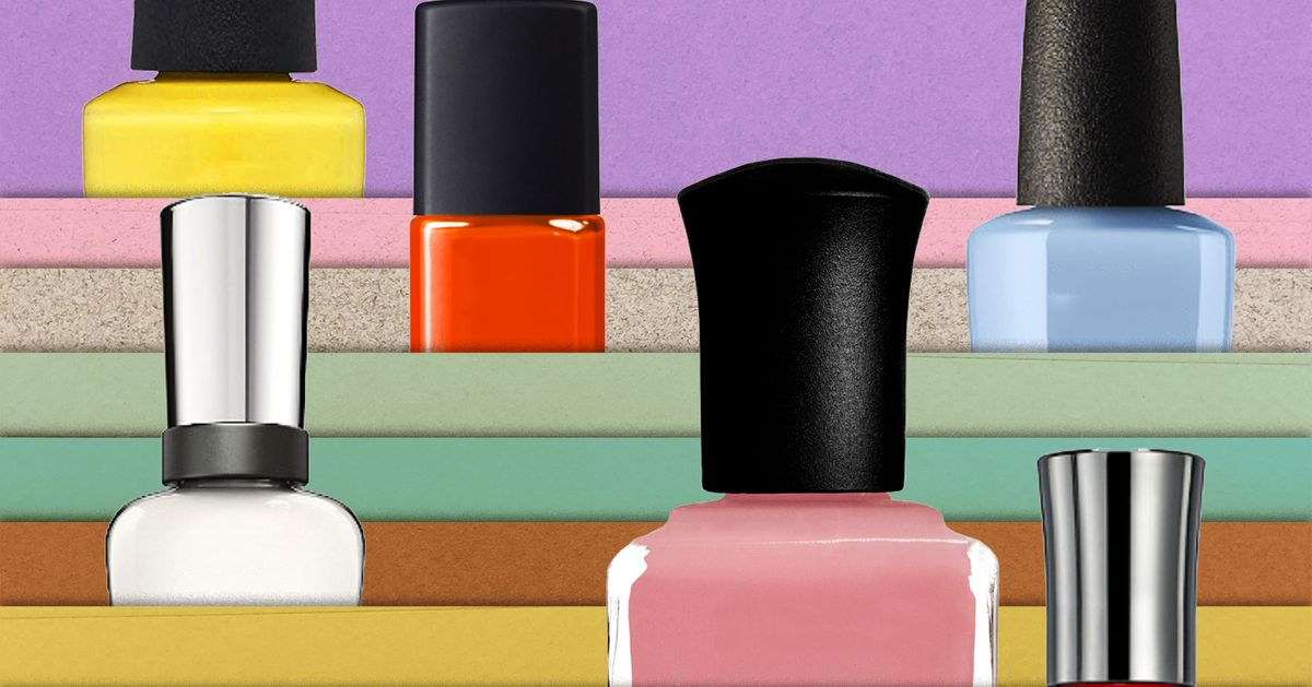 13 Spring Nail Color Trends 2019