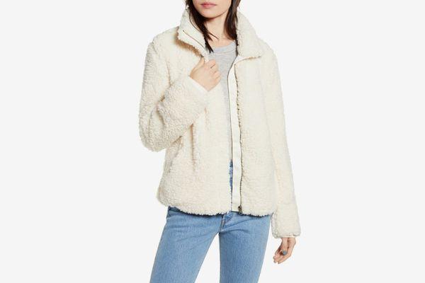 Thread & Supply Wubby Fleece Zip Jacket