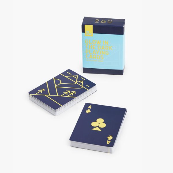 Shopbop @ Home Glow in the Dark Playing Cards