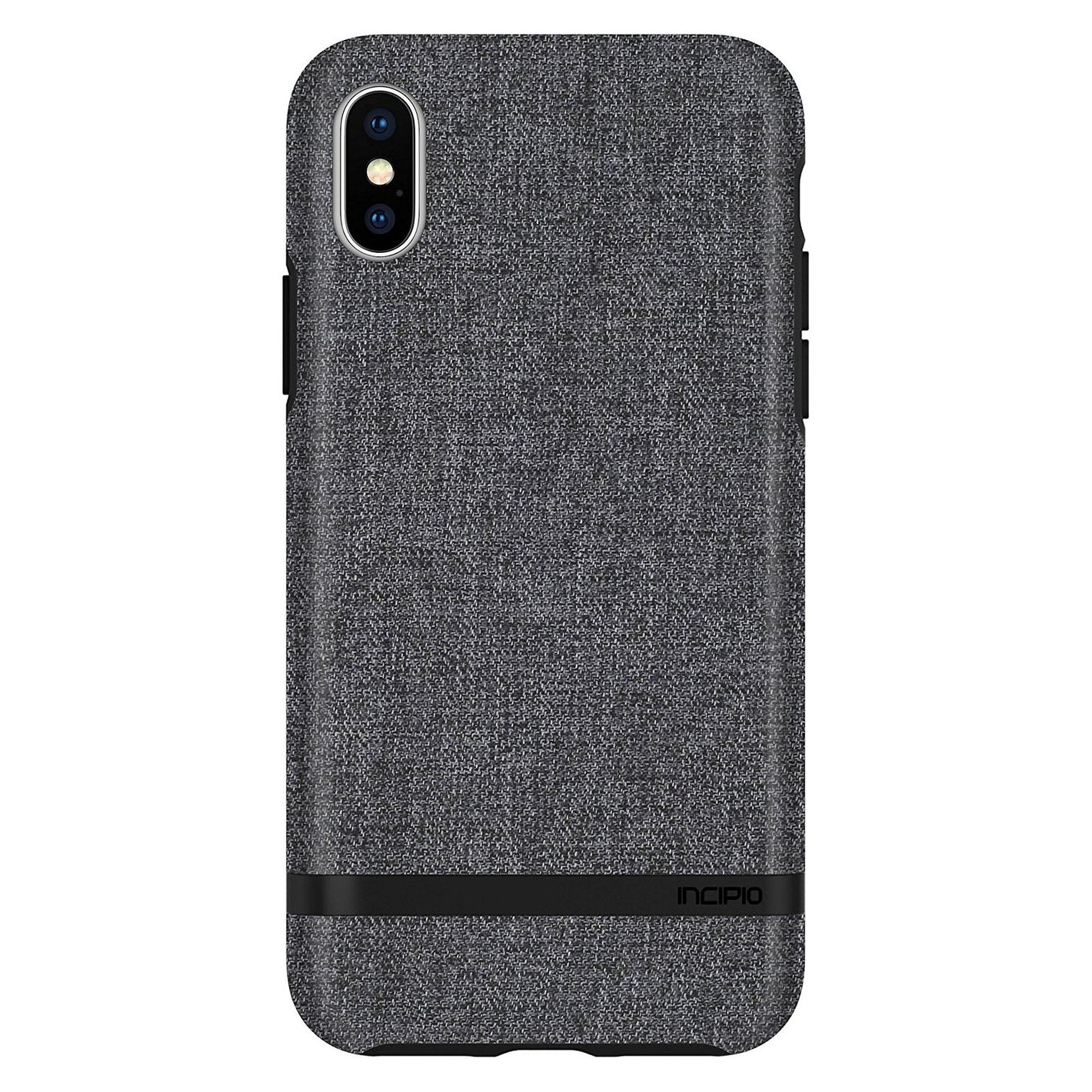 Incipio Apple iPhone X Esquire Series Case - Gray b2a18a8ce